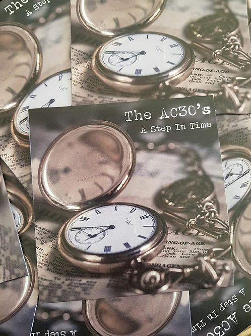 AC30's 'A Step in Time' cd