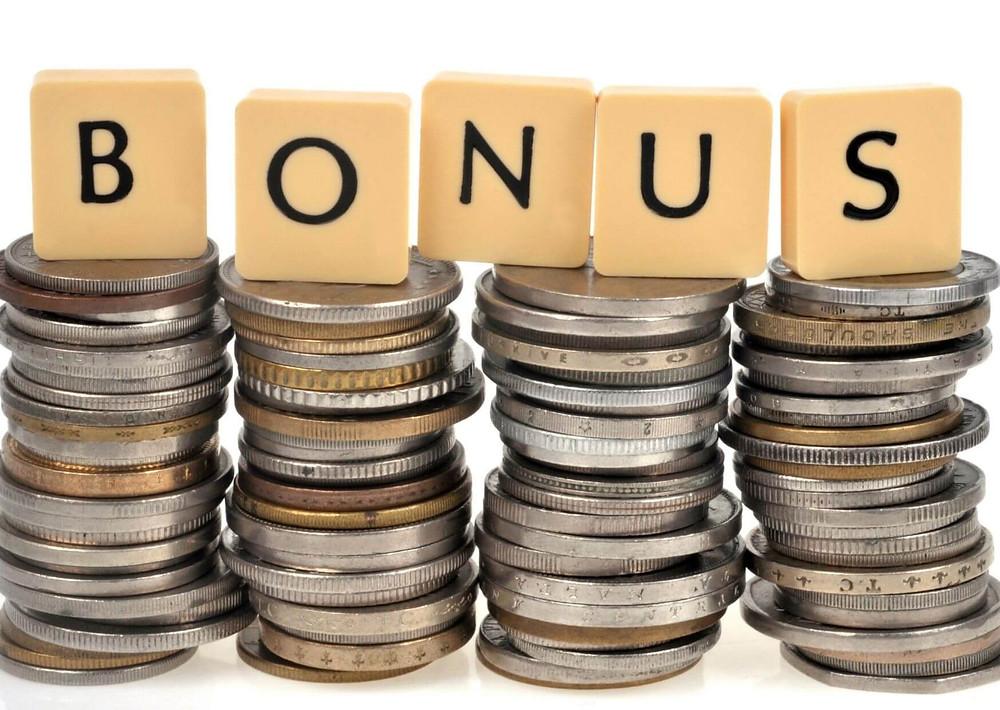 Bonus- moedas empilhadas