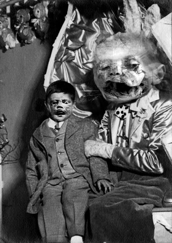SCARY STORY PICTURES | Mr  McKown