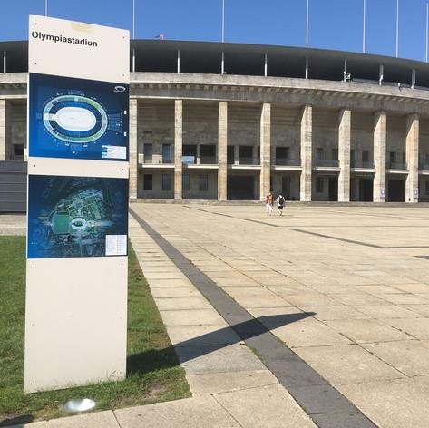 Olympic Stadium - Berlin