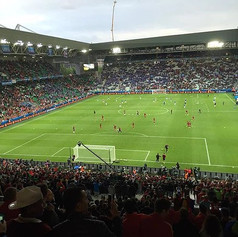 Stade Geoffrey Guichard - St Etienne