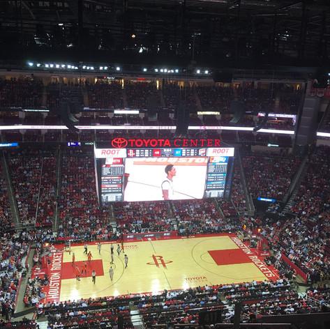 Toyota Center - Houston