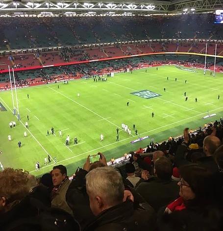 Principality Stadium - Cardiff