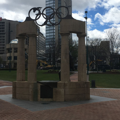 Olympic site - Atlanta