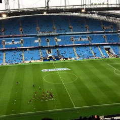 Etihad Stadium - Manchester City