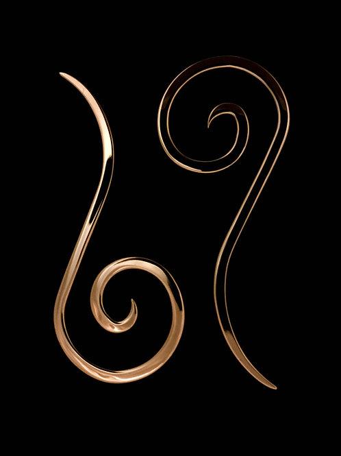 SQ Nine Spirals