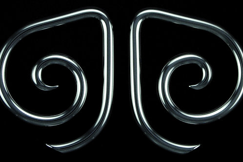 Teardrop Spirals
