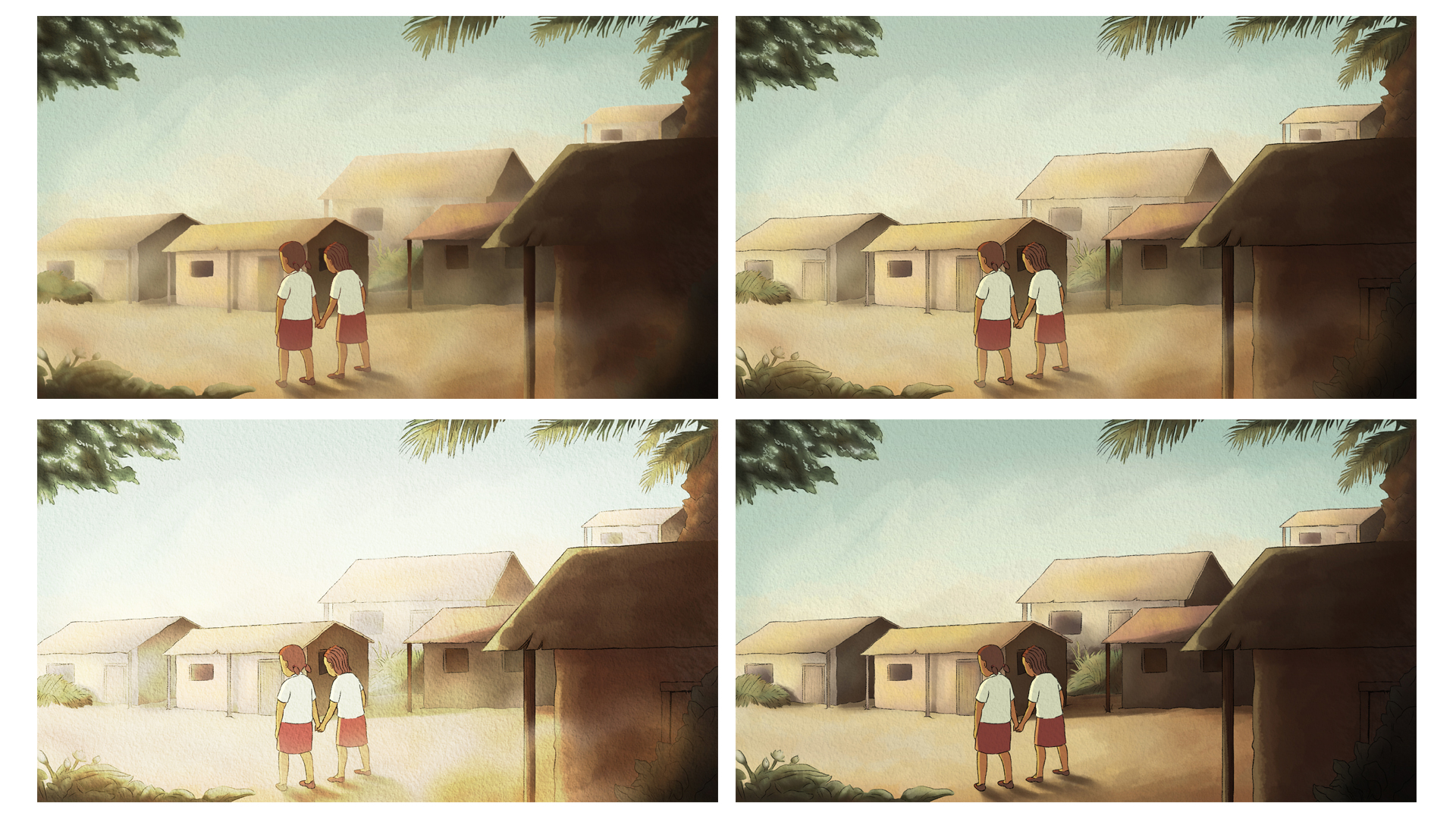 Background Development