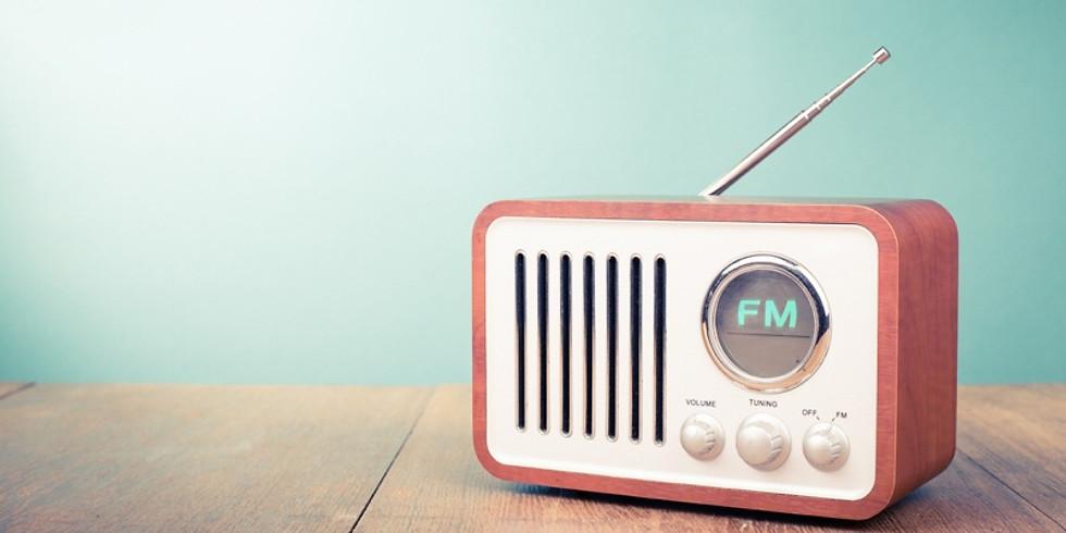 Primer programa de radio curso 2020/2021