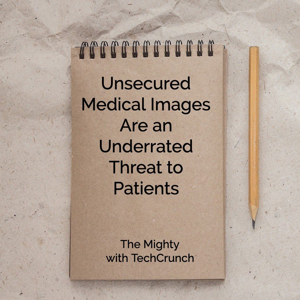 Unsecured Medical Images Are an Underrated Threat to Patients