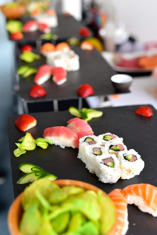 Traiteur lyon / Maitre Sushi