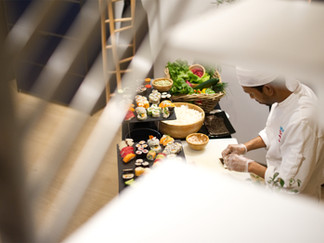 ...Maître Sushi