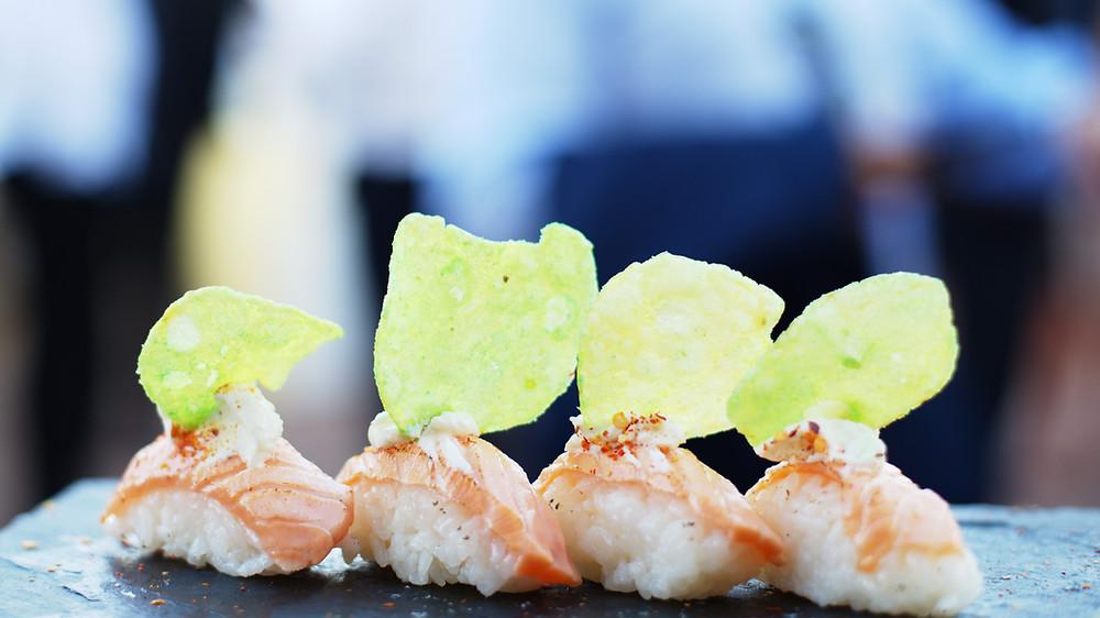 © Maître Sushi