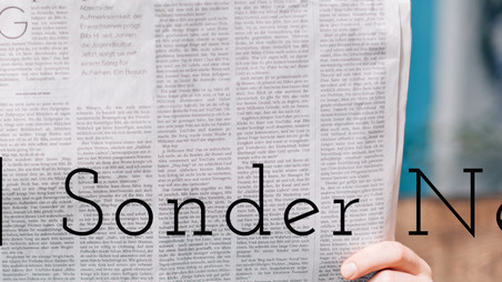 Sonder News | The Story I Tell Myself About Myself NOW AVAILABLE -- Launch Party September 7th at In