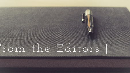 From the Editors | Introducing Lexi Castiglione
