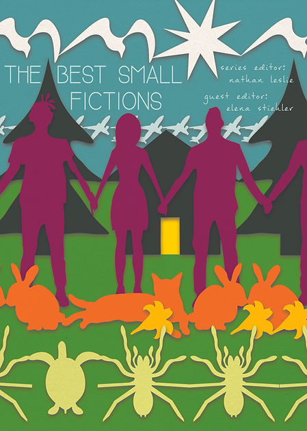 Best Small Fictions 2020 Cover Art Final
