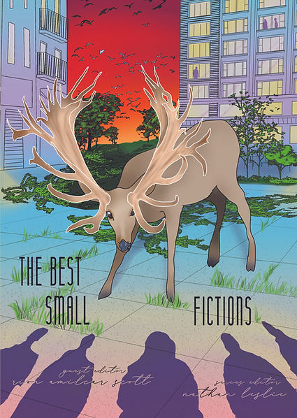 Best Small Fictions 2021