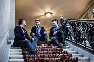 Trio Manifesto: Destacados Jóvenes Talentosos