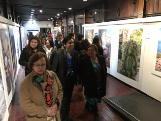 """Muestra Fotográfica """"Sonrisas del Mundo"""" llega a Santiago de Chile"""