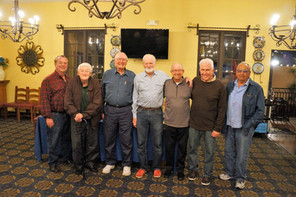Retired Members with hundreds of years of wisdom