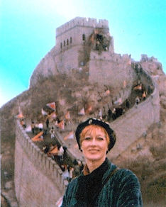 Dr. Elaine Onofrey studied acupuncture and herbal medicine in China