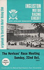 Novices Race Meeting Programme Page 0.jp