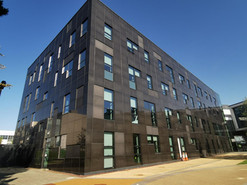 UCD - Stone Systems with Walls Construction Ltd. All silicone supplied by Seal Systems