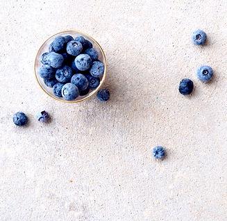 Ekologiska blåbär