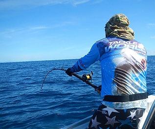 cairns fishing adventures, fishing charters cairns, Queensland, Australia, Deep sea fishing Cairns Fishing Adventures