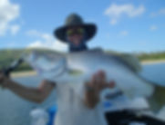 cairns fishing adventures, fishing charters cairns, Queensland, Australia, Barramundi cairns fishing adventures (2)
