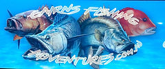 cairns fishing adventures, fishing charters cairns, Queensland, Australia, Logo