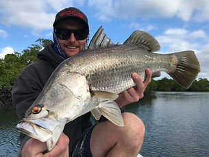cairns fishing adventures, fishing charters cairns, Queensland, Australia, Barramundi