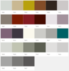 Teknofloor colour palette