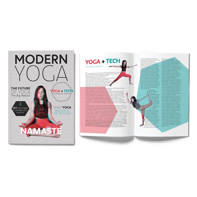 Modern Yoga Magazine