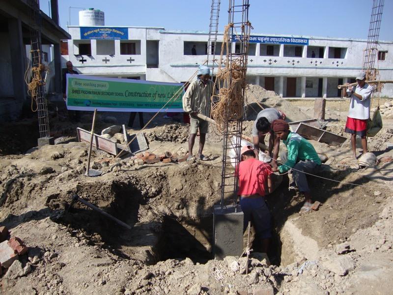 2010 네팔 바찜바후니 학교 도서관 건립 (백천문화재단지원) 1.jpg