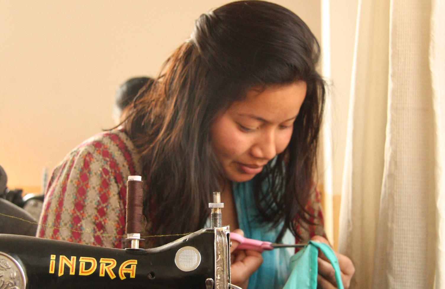 네팔 카투만두 새삶센터 여성직업교육 (2).JPG