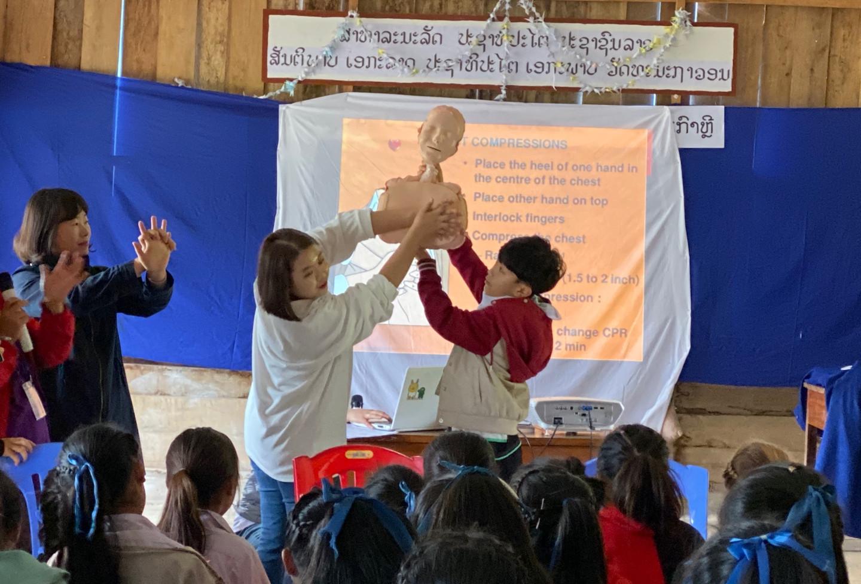 라오스 씨엥쾅주 보건기초 및 CPR 교육 (1).jpg