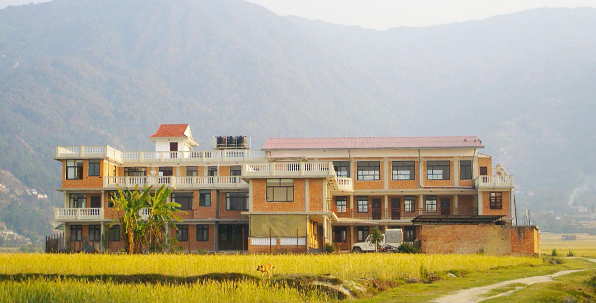 네팔 카투만두 새삶센터(건축 및 운영) 전경.jpg