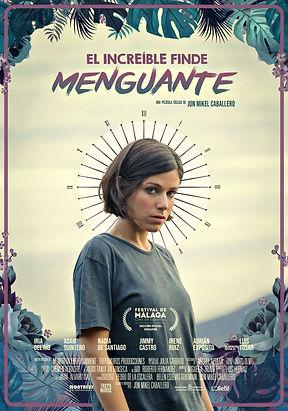 Cartel oficial de la película El increible finde menguante