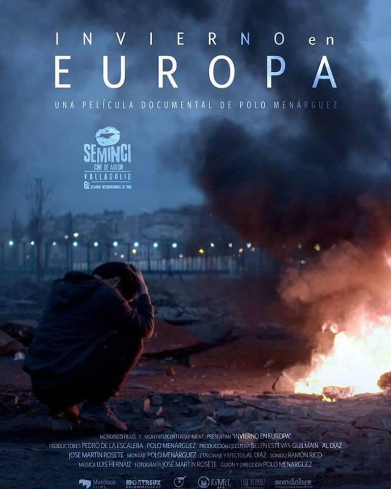 Invierno en Europa