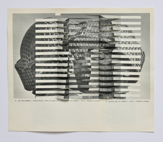 'MUSÉE IMAGINAIRE, Plate 22 & 23', 2015