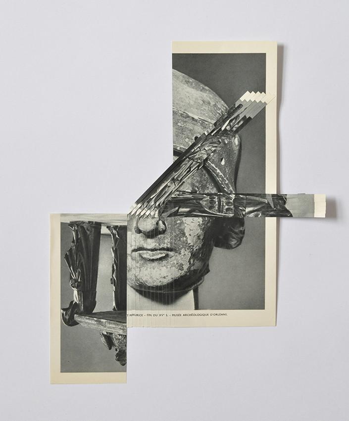 'MUSÉE IMAGINAIRE, Plate 591 & 592', 2015
