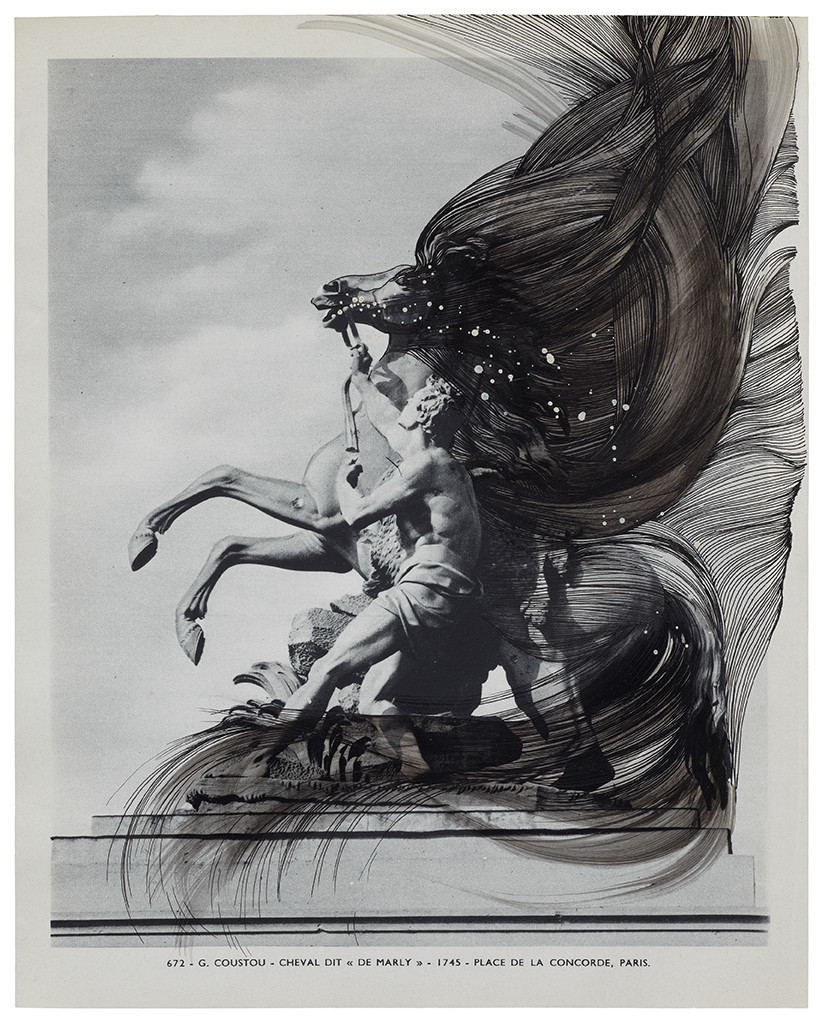 'MUSEE IMAGINAIRE, Plate 672', 2013