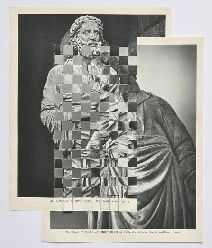 'MUSÉE IMAGINAIRE, Plate 522 & 586', 2015