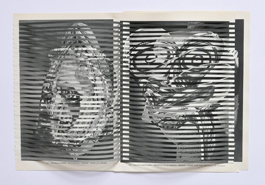 'MUSÉE IMAGINAIRE, Plate 422, 423, & 431', 2016
