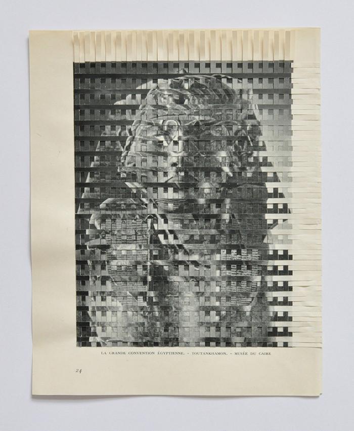 'MUSÉE IMAGINAIRE, Page 22 & 24', 2016