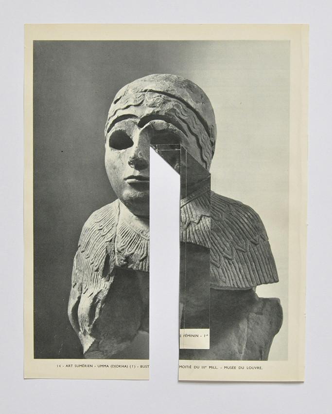 'MUSÉE IMAGINAIRE, Plate 13 & 14', 2016