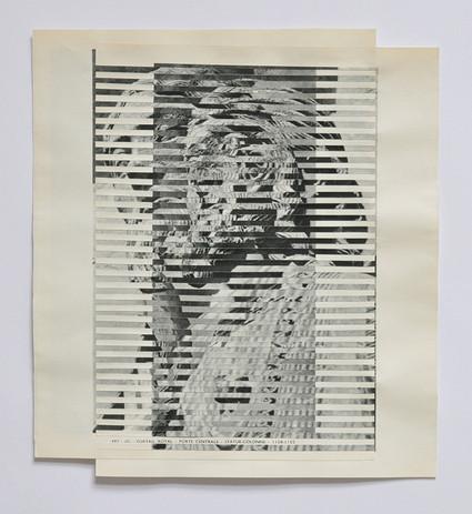 'MUSÉE IMAGINAIRE, Plate 496 & 497', 2016