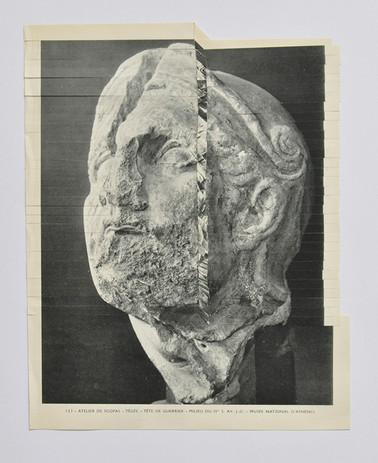 'MUSÉE IMAGINAIRE, Plate 153 & 154', 2015