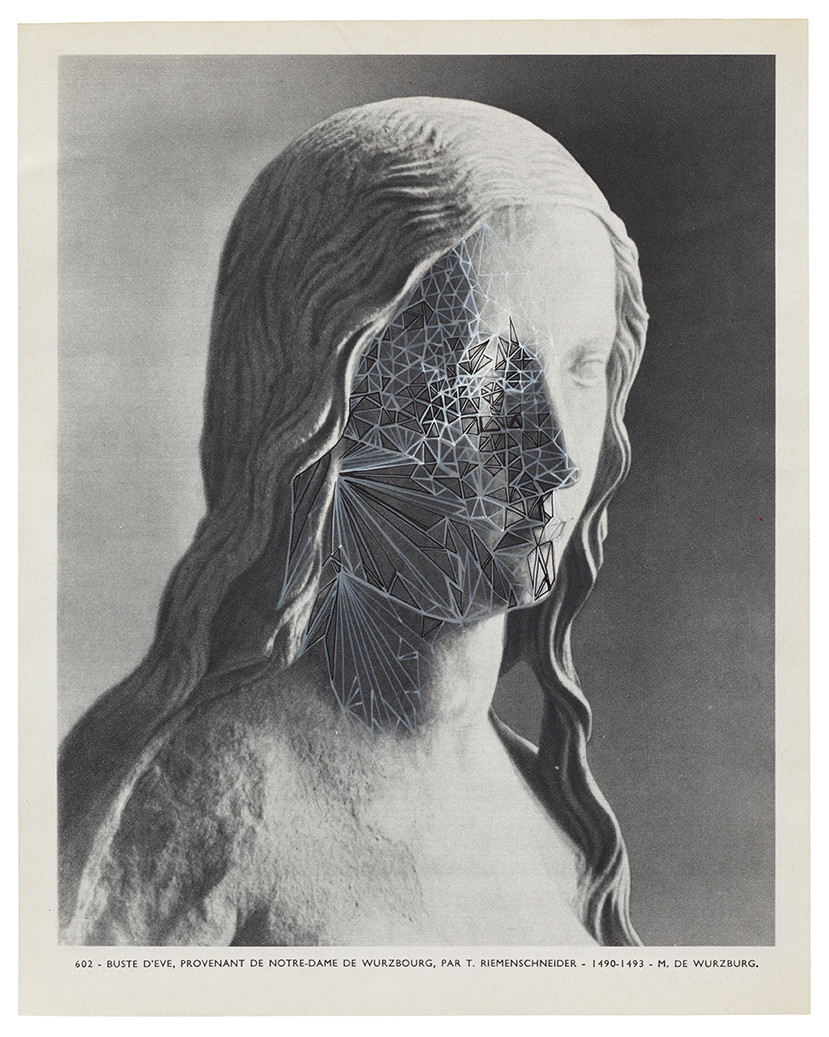 'MUSEE IMAGINAIRE, Plate 602', 2013